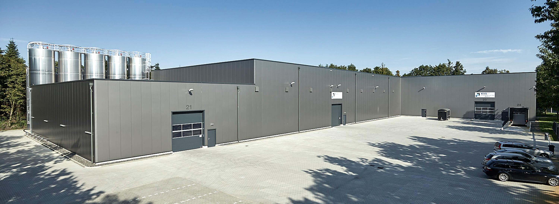 Werk 2 (Plant 2) - KVS GmbH, Schüttorf